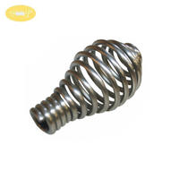 Custom Conical Compression Spring Stainless Steel Handle Spring
