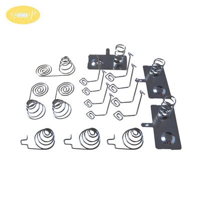 Metal Stamping Parts Battery Contact Spring Clip