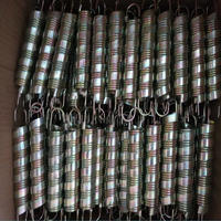 High quality extension springs and tension spring by professional springs manufacturer